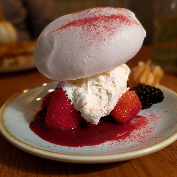 Pavlova at the Blacksmiths